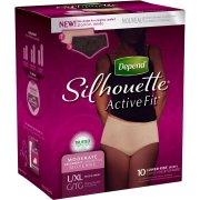 Feel Like a Woman with the #YogaPantChallenge with Depend® Active Fit