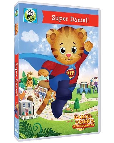 DANIEL TIGER'S NEIGHBORHOOD: SUPER DANIEL!