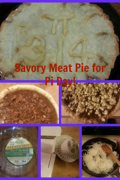 The Best Savory Meat Pie for Pi Day