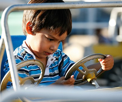 Teaching Your Kids How to Drive