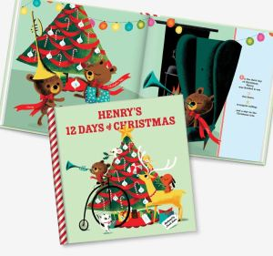12-days-of-christmas-personalized-book