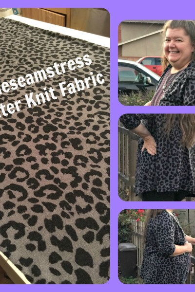 Sewing with Perfect Purpleseamstress Fabric