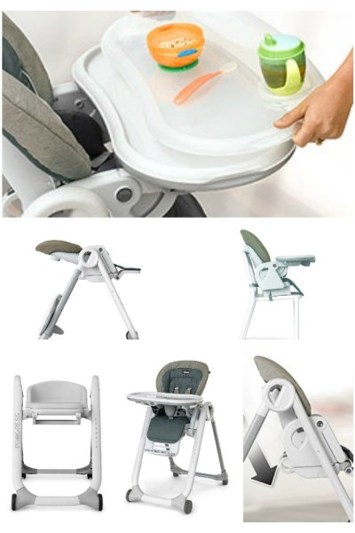 Thanksgivings Best Seat in the House! Polly Progress HighChair by Chicco