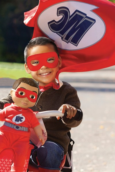 PlayMonster To Empower A Generation of Boys with Wonder Crew Dolls