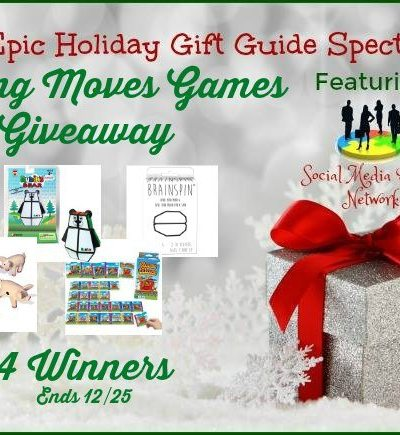 Winning Moves Games Giveaway Ends 12/25 – 4 Winners