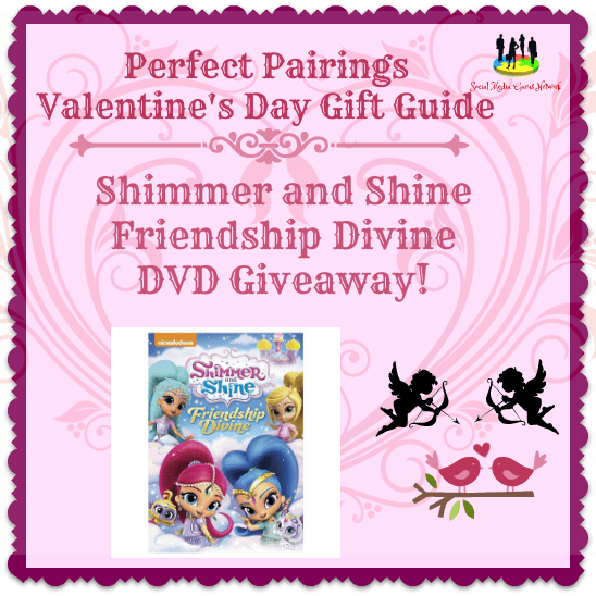 Shimmer and Shine Friendship Divine Giveaway