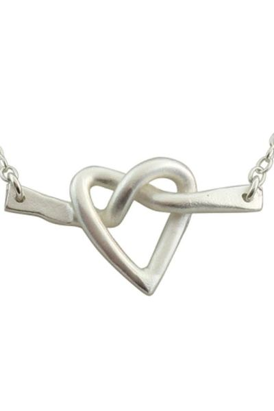 Isabelle Grace Jewelry's Twisted Love Necklace