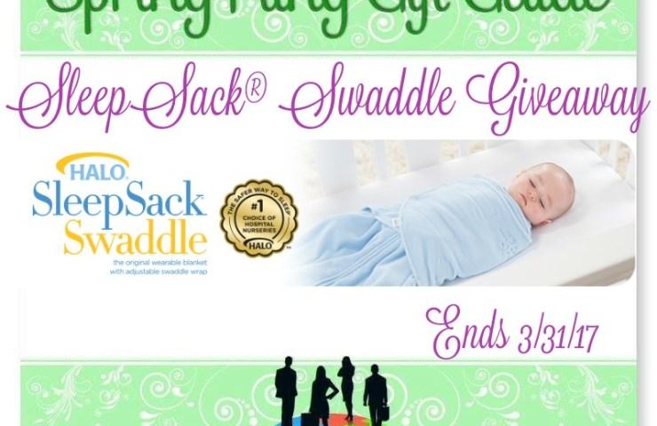 SleepSack Swaddle Giveaway