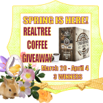 Spring Is Here! Realtree Coffee Giveaway – 3 WINNERS – Ends 4/4