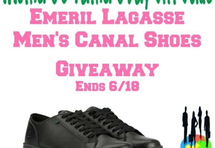 Emeril Lagasse Men's Canal Shoes Giveaway Ends 6/18
