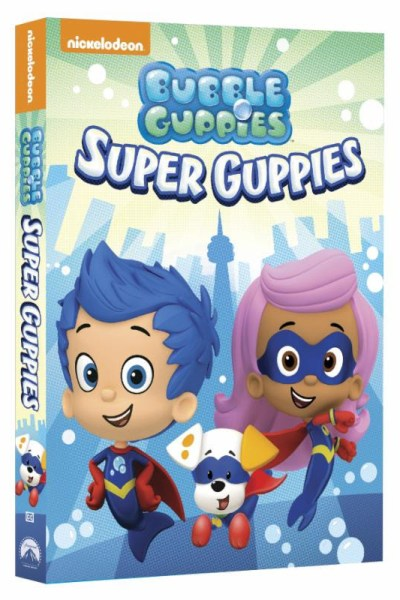 Bubble Guppies: Super Guppies New May 16!