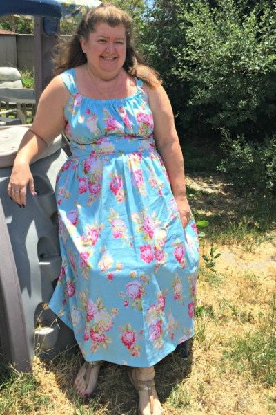 Its Getting Hot in here Sew this great Sundress!