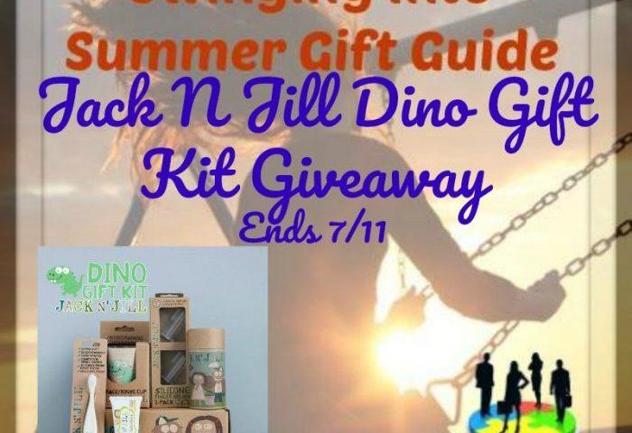 Jack N Jill Dino Gift Kit Giveaway Ends 7/11