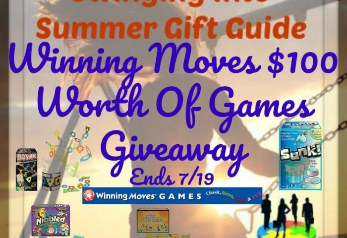 Winning Moves $100 Worth Of Games Giveaway Ends 7/19