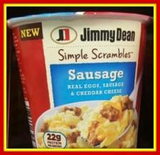 Jimmy Dean is bringing a Real Breakfast Back Fast! #SimpleScrambles