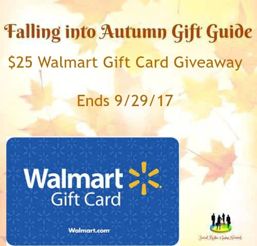 $25 Walmart Gift Card Giveaway!