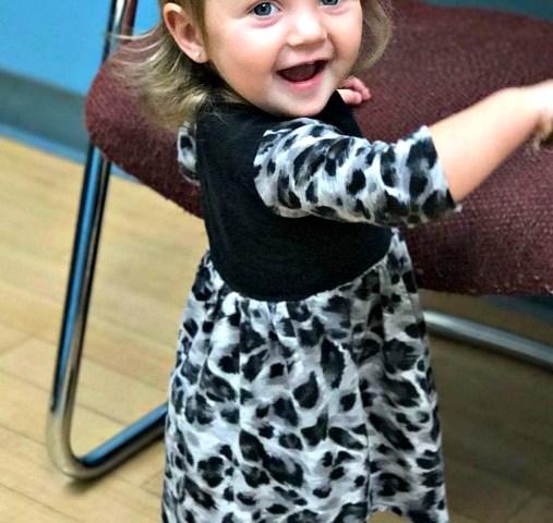 Its Baby Dress Pattern Time!! #Nilah Dress from #Sansahash