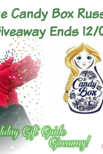 Welcome to the Candy Box Russia Giveaway Ends 12/08