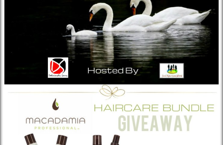 Macadamia Professional Haircare Bundle Giveaway ~ 1 Winner ~ $84 RV