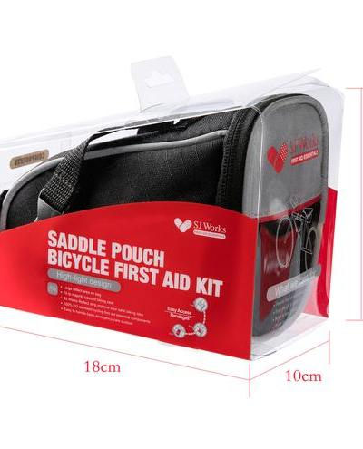 Bike Riding Safety First Aid Kit
