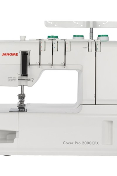Fear of the Cover Stitch Machine