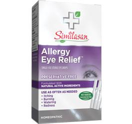 Allergy Eyes Deserve Clear Relief
