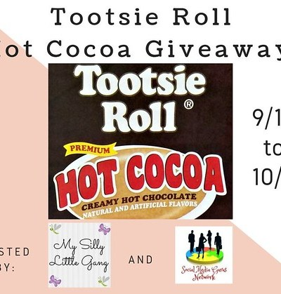 Tootsie Roll Hot Cocoa Giveaway – Ends 10/2