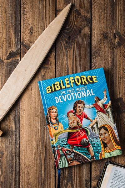 BibleForce Devotional for Kids