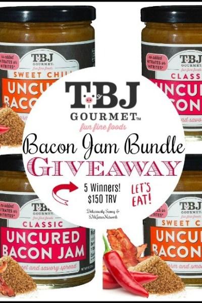TBJ Gourmet Bacon Jam Bundle Giveaway