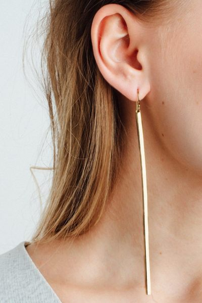 Drop Earrings a Perfect Accent