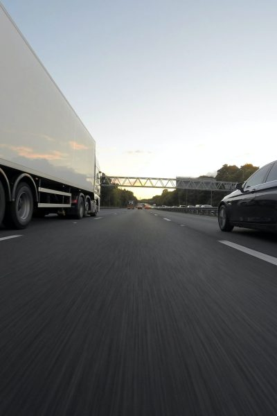 Helpful tips for sharing the road with trucks
