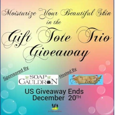 Gift Tote Trio Giveaway