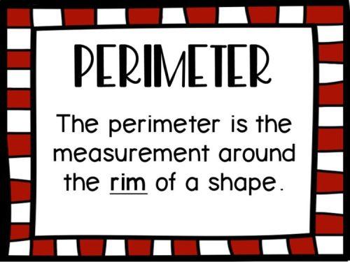 Perimeter poster