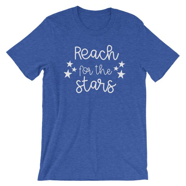 Reach for the stars heather royal