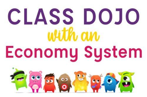 Class Dojo with an Economy System