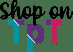 Shop on TpT image