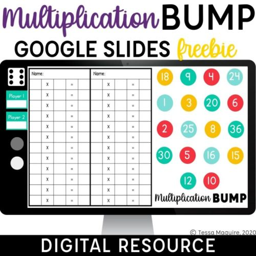 Digital Multiplication Bump to 6 cover image