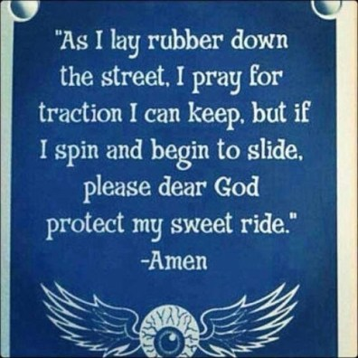 lay rubber