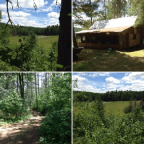 images from cabin