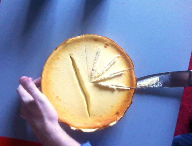 de beste cheesecake ter wereld