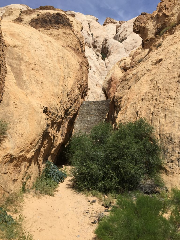 Whitney Pocket, Gold Butte, Mesquite, Nevada, Dam