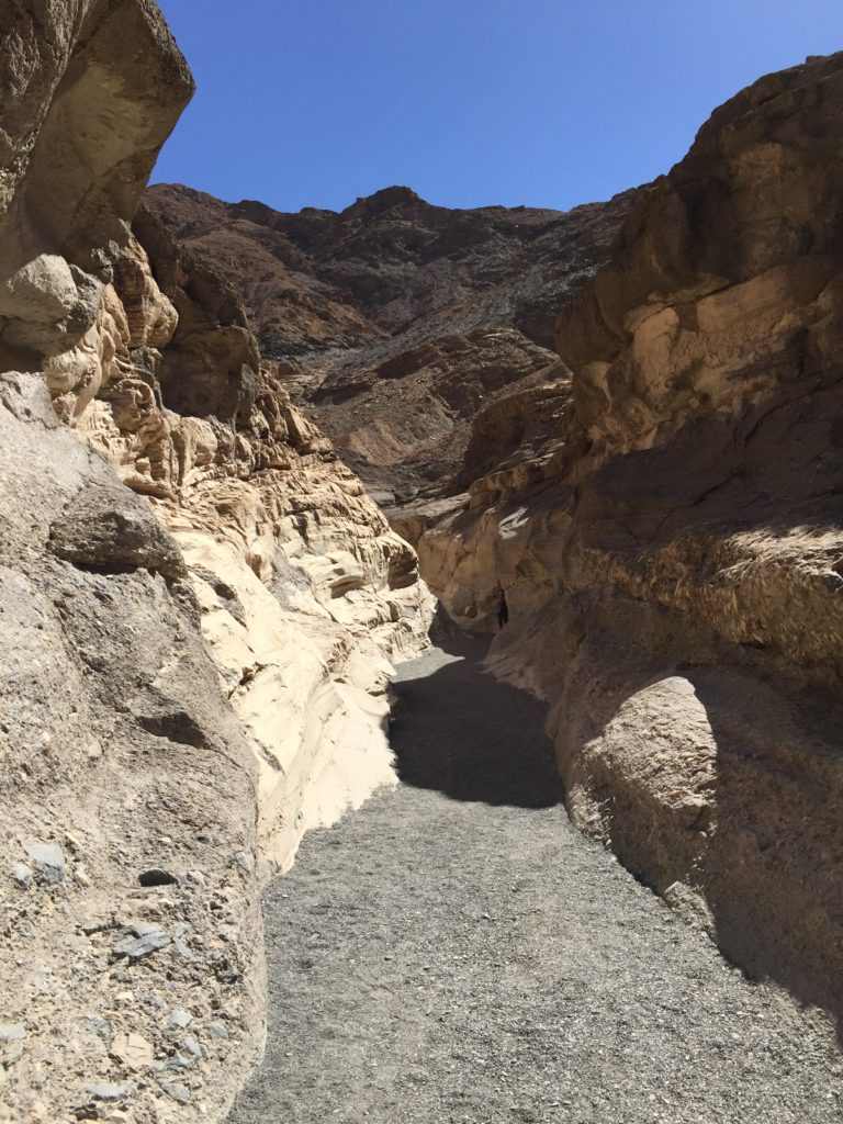 Mosaic Canyon, Death Valley, California