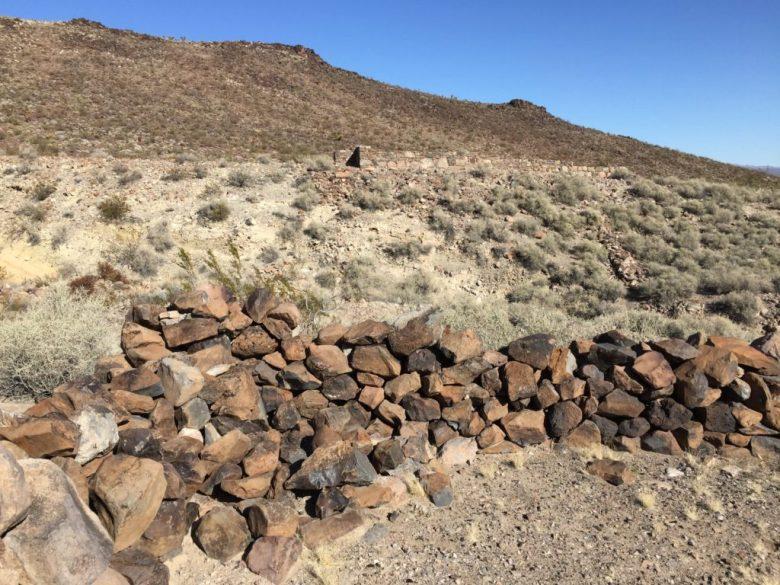 Fort Piute, Old Mojave Road, Mojave Desert, California, Ruins, Petroglyphs, Rock Art
