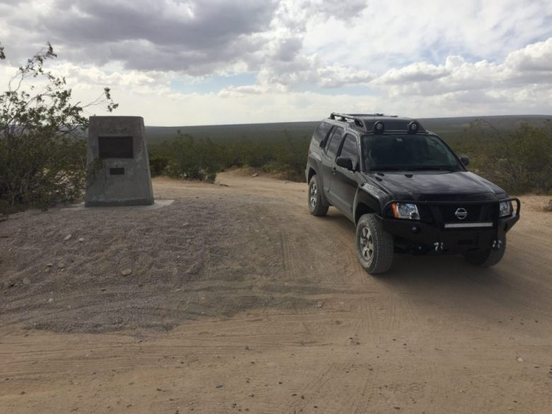 Mojave National Preserve, Mojave Desert, California, Old Mojave Road, Xterra