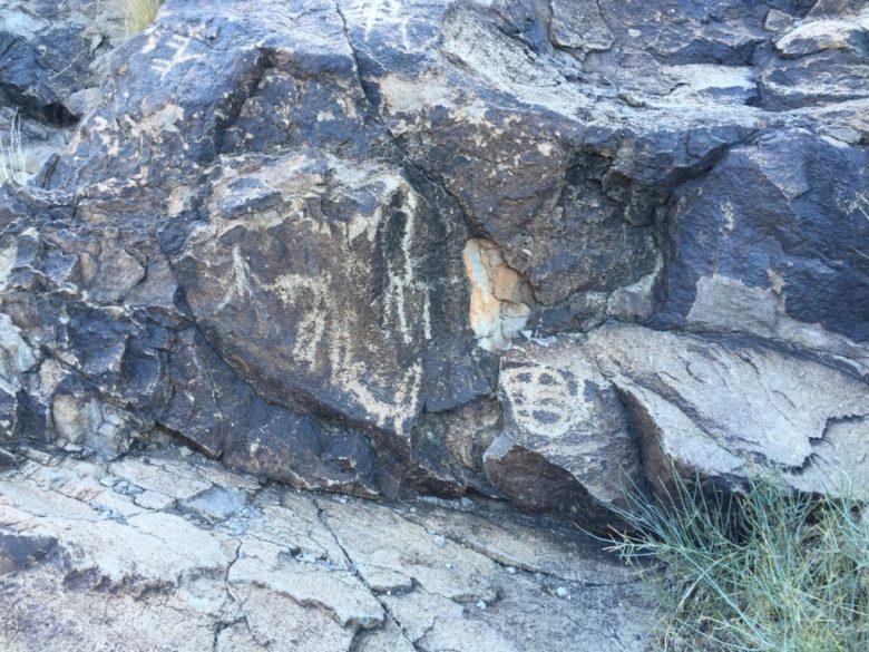 Henderson, Nevada, Sloan Canyon, Mojave Desert, Petroglyphs, Rock Art