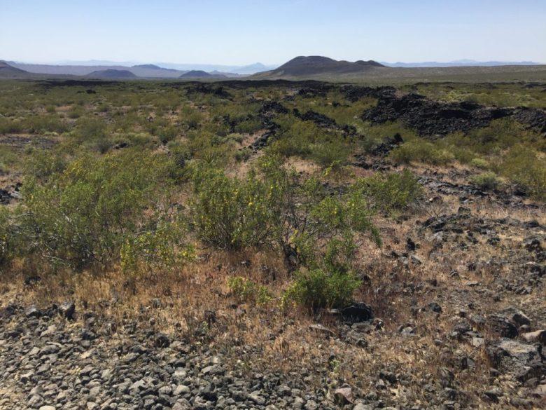 California, Mojave, Mojave Desert, Desert, Aiken Lava Tube, Cinder Cone, Mojave National Preserve