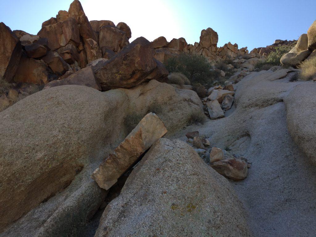 Grapevine Canyon, Nevada, Rock Art, Petroglyphs, Mojave Desert