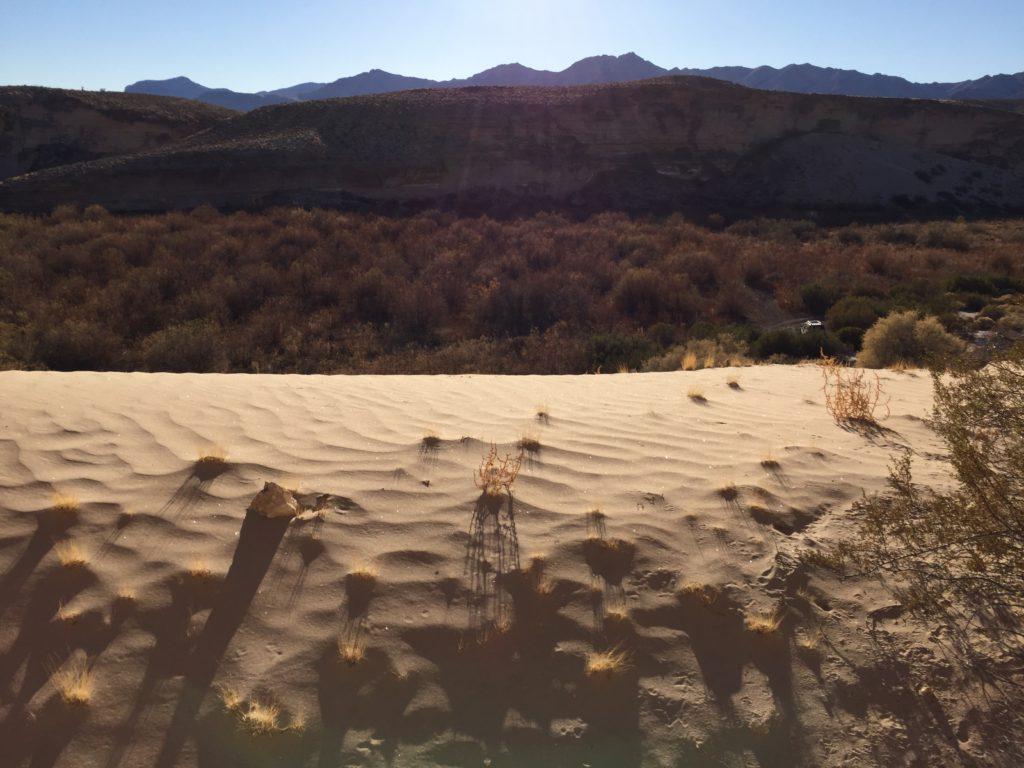 Nevada, Arrow Canyon, Pahranagat Valley, Clark County, War Shield Canyon, Mojave Desert, Petroglyphs, Rock Art, Xterra