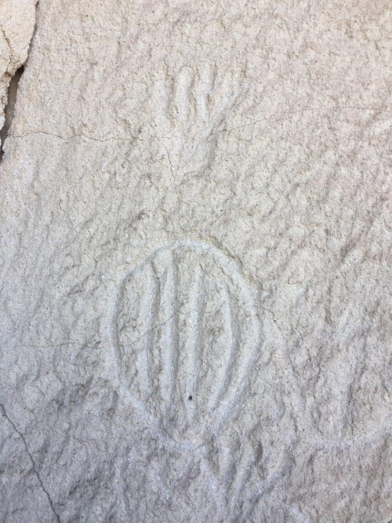 White River Narrows, Martian Home, Pahranagat Valley, Lincoln County, Great Basin, Nevada, Petroglyphs, Rock Art