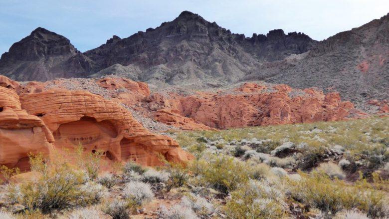 Redstone, Lake Mead NRA, Nevada